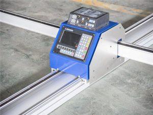1300x2500mm CNC-plasmametallileikkuri edulliseen hintaan käytettyjen cnc-plasmaleikkurien kanssa