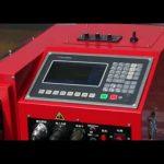 1800 mm: n kannettava raskaan rautatien cnc-plasma liekin kaasunleikkauskone