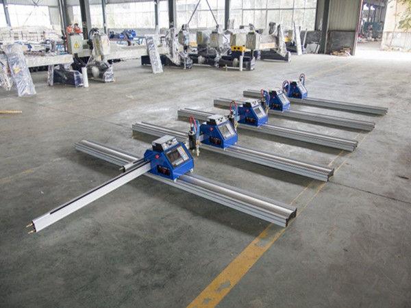 180 W kannettava CNC-plasmaleikkuri paksun metallin leikkaamiseen 6 - 150 mm