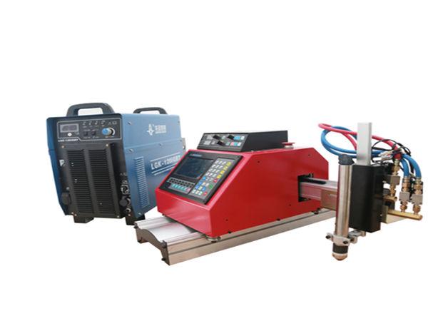Automaattinen kannettava CNC-plasmaleikkuri ruostumattomalle teräkselle