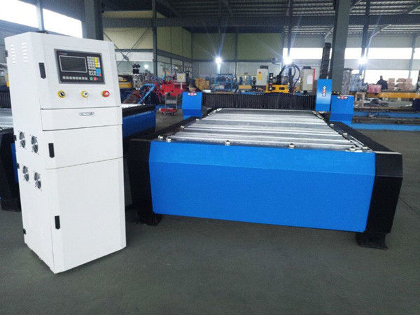 Kiinan CNC-plasmaleikkuri, jossa Hyper 125a paksulle metallilevylle 65a 85a 200a valinnainen