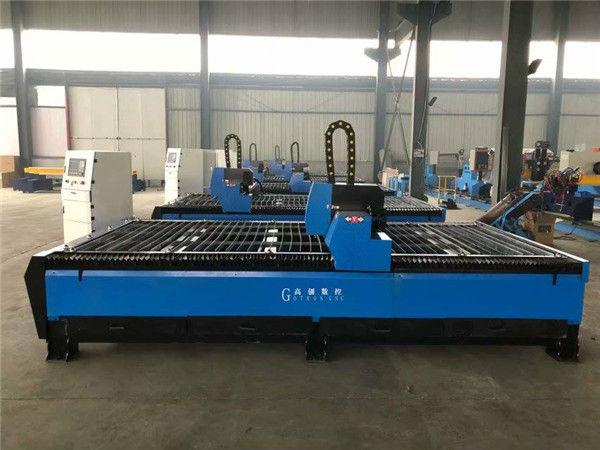Kiinan CNC-metalli liekki- ja plasmaleikkuri