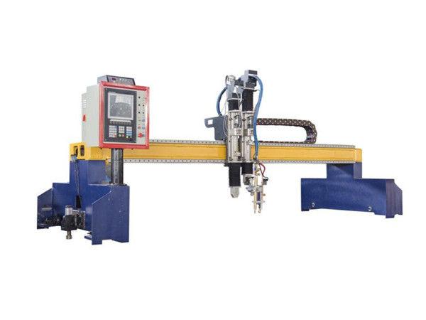 Pukkityyppinen CNC-plasma- ja liekkileikkauslaite telakan rakennukseen Shanghai Laike - Tayor Cutting Machinery