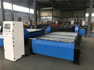 Suuri 20006000mm CNC-metallilevyputkiplasmanleikkausporakone