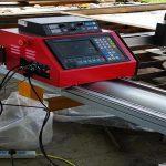CNC-kannettava numeerinen leikkauskone / metalliplasmaleikkuri