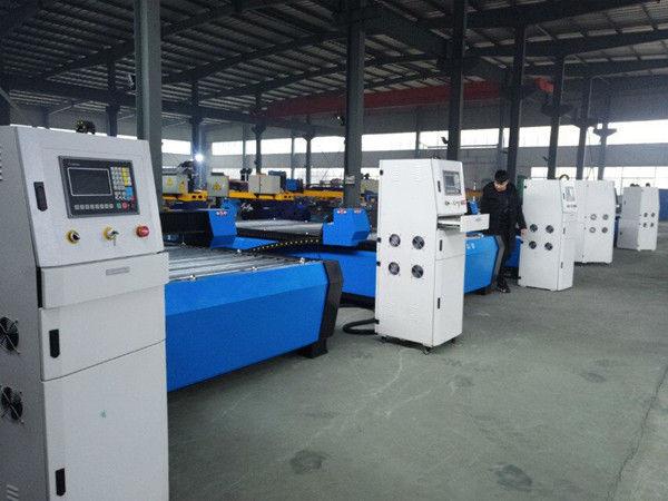 Uusi suunnittelu DesktopBench -profiilin plasman liekinleikkauskoneiden valmistajat CNC-työpöydän plasman liekinleikkauskoneet