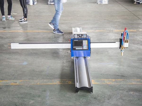 Uusi teknologia micro START CNC -leikkuri / kannettava cnc-plasmaleikkuri
