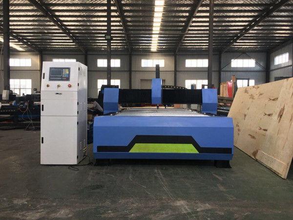 Pieni CNC-plasmametalliteräleikkuri
