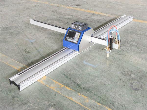 Teräksen metallin leikkaus edullinen cnc-plasmaleikkuri 1530 IN JINAN vietti maailmanlaajuisesti CNC: tä