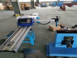 putken halkaisija on 30 - 300 kannettavaa cnc-putken leikkauskonetta