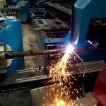 ilma-automaattinen cnc-plasmaputken leikkurinleikkuri metallilevylle