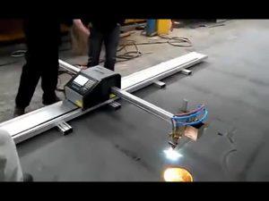 Kiinan valmistaja kannettava cnc-plasmaleikkuri