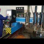 raskaan portin cnc-plasmaleikkurin metallinvalmistus automatisoitu