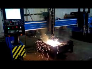 cnc-plasmaleikkurin tehdashinta