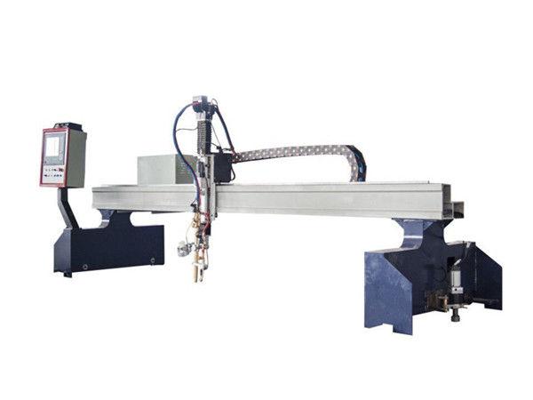korkea hyötysuhde portaaton cnc-plasmaleikkauskone cnc-liekinleikkauskone