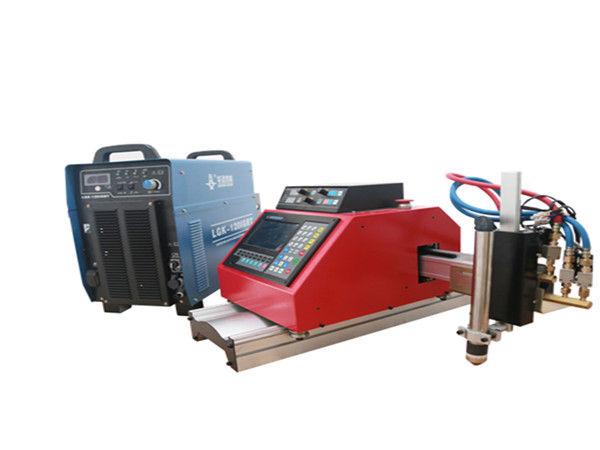 korkealaatuinen kannettava pieni CNC-plasmaleikkuri galvanoidulle teräslevylle