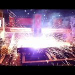 kuuma myynti tuotemerkin rakeistustyyppi cnc plasma leikkaus kone