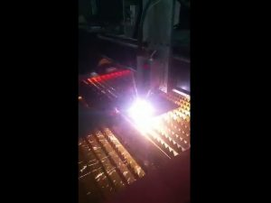 teollinen cnc-plasmaleikkuri, joka toimittaa korkealaatuista plasmatehoa