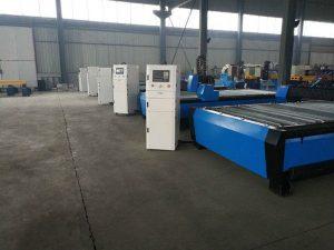 metalli halpa cnc plasma leikkaus kone Kiina 1325 / cnc plasma leikkaus kone