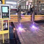 uusi muotoilu kevyt teräväpiirtoinen metalli cnc -leikkaussarjat / plasmaleikkuri