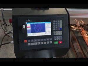 kannettava cnc-liekkiplasmanleikkuri servomoottorilla